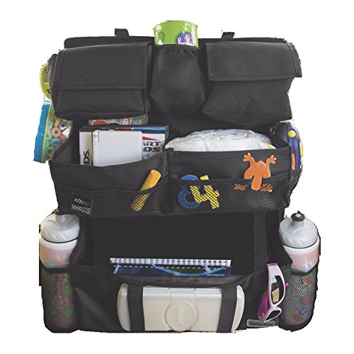Backseat Entertainment Car Organizer - 1