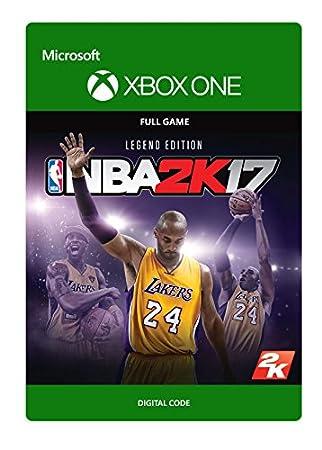 NBA 2K17: Legend Edition - Pre-Load - Xbox One Digital Code