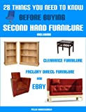 28 Things You Need To Know Before Buying 2nd Hand or Inexpensive Furniture