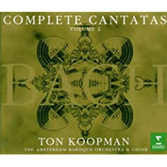 Bach: Cantatas Vol.2