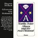 Allmen und der rosa Diamant (Allmen 2) Audiobook by Martin Suter Narrated by Gert Heidenreich