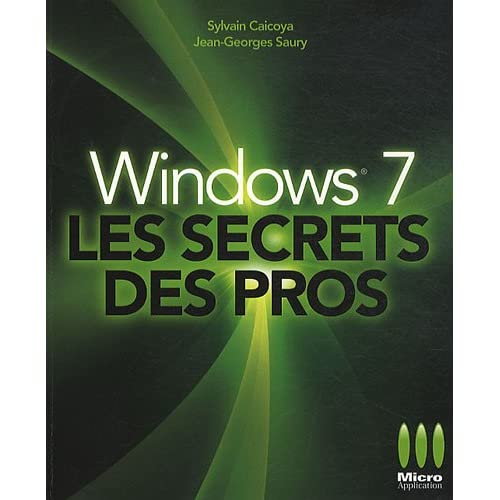 [MULTI]Windows 7 : Les.Secrets Des Pros