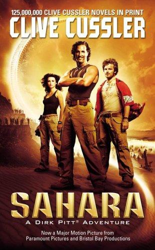 Image for Sahara: A Dirk Pitt Adventure (Dirk Pitt Adventures (Paperback))