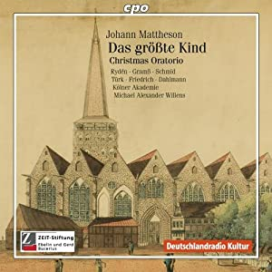 Das GroßTe Kind, Oratorio De Noël