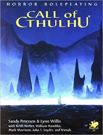 Call Of Cthulhu: Horror Roleplaying In the Worlds Of H.P. Lovecraft (5.5 Edition / Version 5.5)