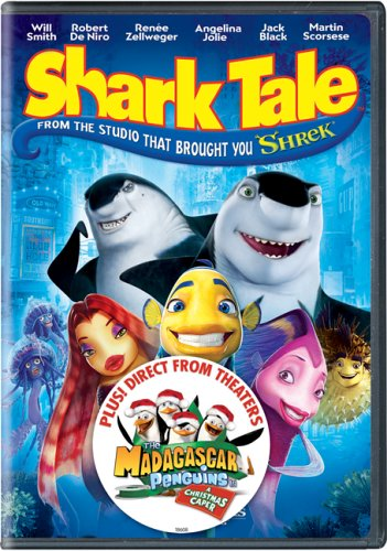 "Shark Tale (+ Bonus Dvd Of Madagascar Penguins ""A Christmas Caper"") front-451182"