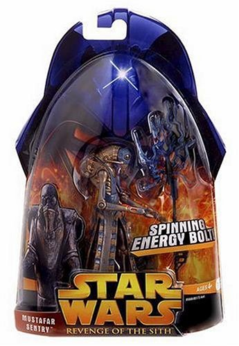 Star Wars E3 MUSTAFAR SENTRY