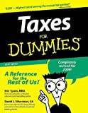 img - for Taxes For Dummies book / textbook / text book
