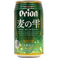 オリオン 麦の雫 350ml缶