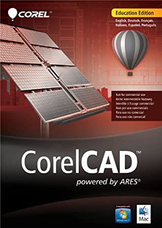 CorelCAD Academic Edition for Mac [Download]