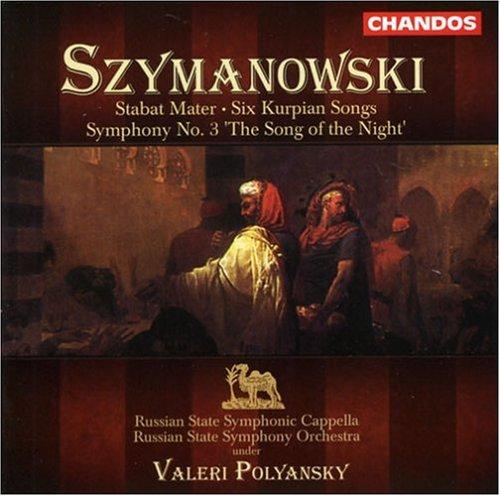 Szymanowski - Musique orchestrale 51W85EVX07L._