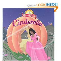 Jump at the Sun: Cinderella - Fairy Tale Classics (Jats 8x8): $0.99
