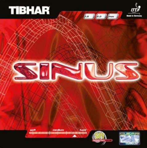 Why Choose TIBHAR Sinus Table Tennis Rubber