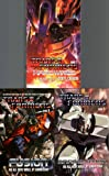 img - for Transformers Trilogy (Hardwired; Annihilation; Fusion) [3 book set] book / textbook / text book