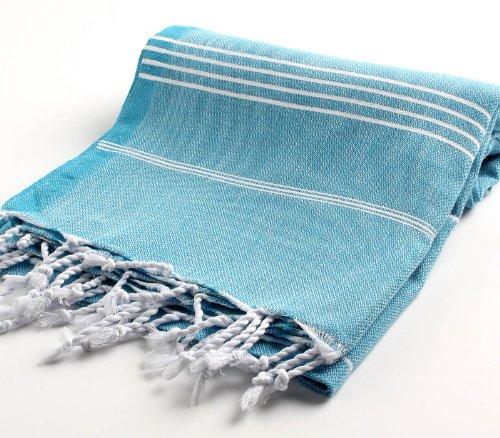 Classic Peshtemal Towel Turkish Hammam Bath Gym Spa Beach Pareo Sauna Pestemal