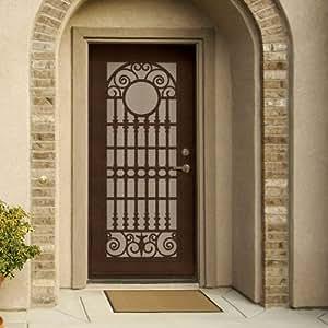 Amazon Com Spaniard Copperclad 36 Quot X 80 Quot Security Door By