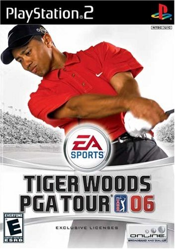 Tiger Woods PGA Tour 2006 - PlayStation 2