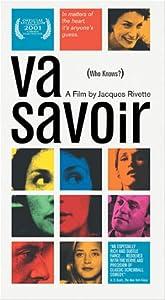 Va Savoir [VHS]