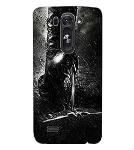 ColourCraft Printed Design Back Case Cover for LG G3 S