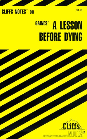 an analysis of the two characters in a lesson before dying by ernest j gaines Ernest gaines' 'a lesson before dying' ernest j gaines within the context of characters wiggins and jefferson two lesson before dying by ernest gaines.