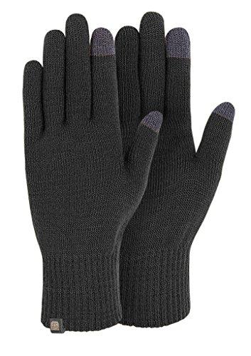 Brekka B-Glove Magic Guanti, Nero, Taglia Unica
