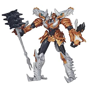 Transformers Age of Extinction Generations Voyager Class Grimlock Figure by Transformers