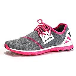 Aleader Women\'s Massage Water Shoes Pink 8.5 D(M) US