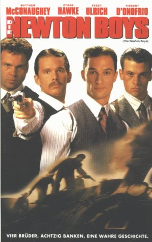 Die Newton Boys [VHS]