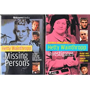 Hetty Wainthropp Investigates - The Complete Second Season movie