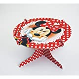 1 X Party - Minnie Mouse Cake Stand - Amscan