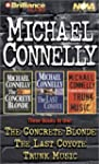 MICHAEL CONNELLY COLLECTION (ABR.)6 CASS