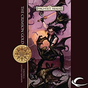 The Crimson Gold: Forgotten Realms: The Rogues, Book 3 | [Voronica Whitney-Robinson]