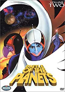 Battle of the Planets, Vol. 2 - The Space Mummy / The Space Serpent