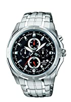Casio Edifice Multi-Color Dial Black Dial Men's Watch - EF-328D-1AVDF (ED375)