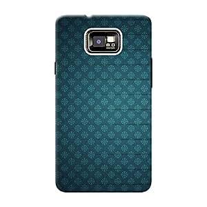 Inkif Printed Designer Case Mobile Back Cover For Samsung I9100 Galaxy S2