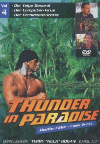 Thunder in Paradise: Heiße Fälle - Coole Drinks, Vol. 04