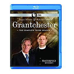 Masterpiece Mystery! Grantchester Season 3 Blu-ray [Blu-ray]