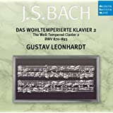 BACH: COMPLETE WELL-TEMPERED CLAVIER 2(2CD)