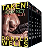Taken! Box Set - Books 26-31