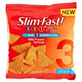 Slim.fast! BBQ Tortillas Snack Bag 22g