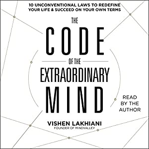 The Code of the Extraordinary Mind Audiobook