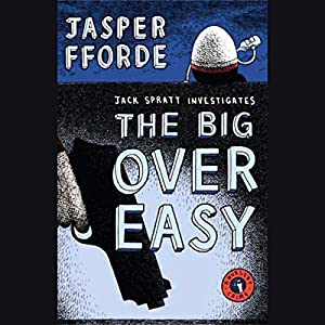 The Big Over Easy Audiobook