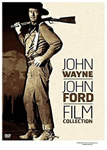 The John Wayne-John Ford Film Collection (The Searchers Ultimate Edition / Fort Apache / The Long Voyage Home / The Wings of Eagles / She Wore a Yellow Ribbon / They Were Expendable / 3 Godfathers)