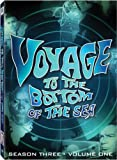 Voyage to the Bottom of the Sea: Season 3, Vol. 1 (Bilingual)