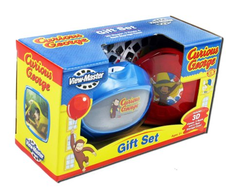 Buy View-Master Curious George Gift Set