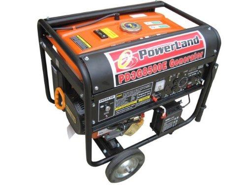 tri fuel portable generator