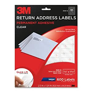 Amazonm  3m Return Address Labels With Quick Lift. New York Banners. Rc Car Banners. Easy Brush Lettering. Karaoke Murals. Northern State Logo. Happy Birthday Banner. Mercury Signs. 11th December Signs Of Stroke
