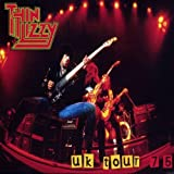 UK Tour 1975par Thin Lizzy
