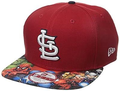 New Era Cap Men's Viza Print St. Louis Cardinals Star Wars 9Fifty Snapback Cap