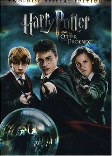 Cover art for  Harry Potter and the Order of the Phoenix (Two-Disc Special Edition)